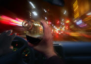 young drunk driver