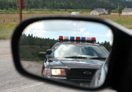 DUI arrests were up 44 percent this past holiday