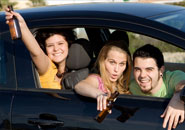 young intoxicated drivers