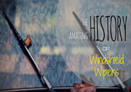 The Amazing History of Windshield Wipers