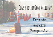 construction zone accidents