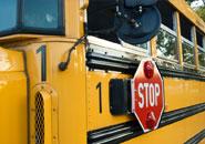 School bus accident statistics show crashes are rare.