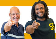 Fighting Childhood Hunger With Josh Bell