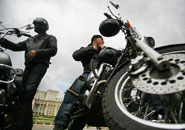 Be safe, take a motorcycle skills training class