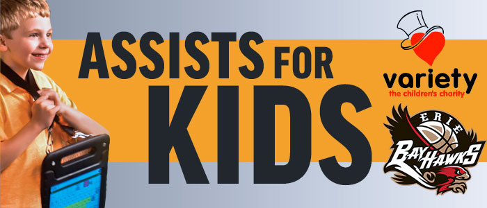 Assists for Kids