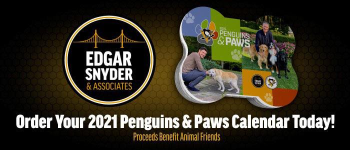 Penguins & Paws Calendar
