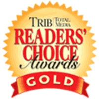 Pittsburgh Tribune Review's Readers' Choice Award