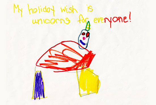 Lily's Holiday Wish