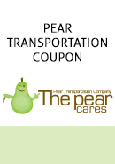 Pear Transportation cab service