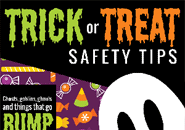 Infographic - Halloween Safety