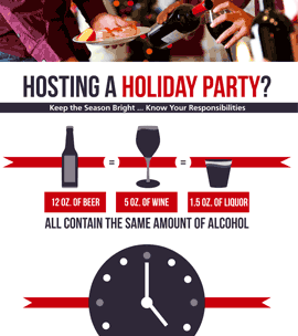 Social Host Liability - Infographic
