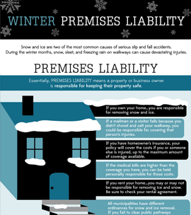 Winter Premises Liability