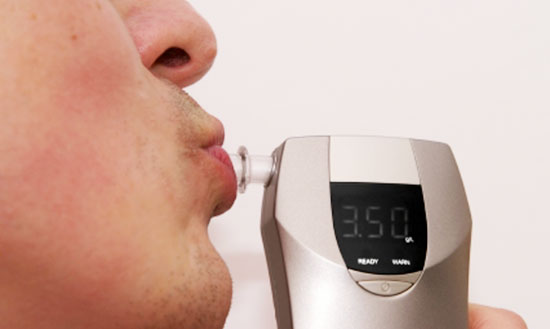 Police Abandon Breathalyzer