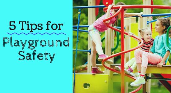 playground injuries
