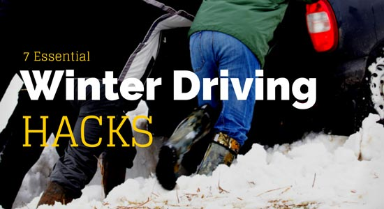 7 Essential Winter Driving Hacks