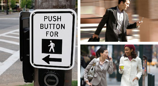 Cell Phone Pedestrian Accidents