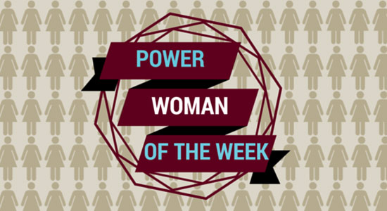 power woman of the week