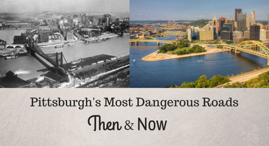 pittsburgh's dangerous roads