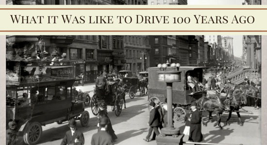 How Much Does A Traffic Lawyer Cost >> What it Was Like to Drive 100 Years Ago