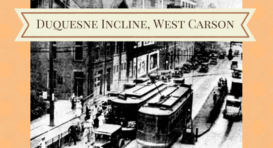 carson street 1930
