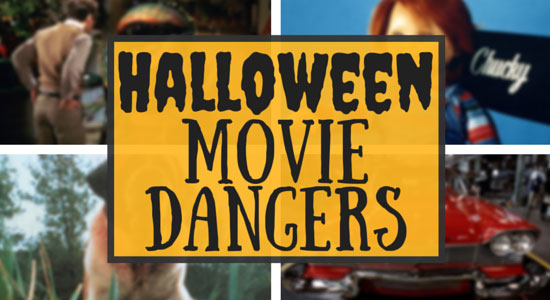 Halloween Movie Dangers
