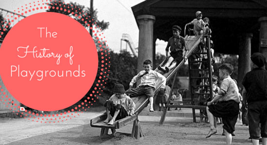 history of playgrounds