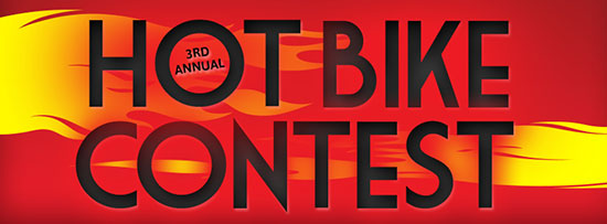 Hot Bike Contest voting