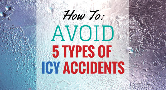 how to avoid icy accidents