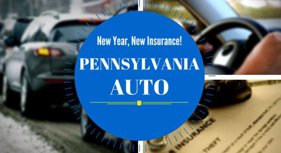 New Year, New Insurance: PA Auto