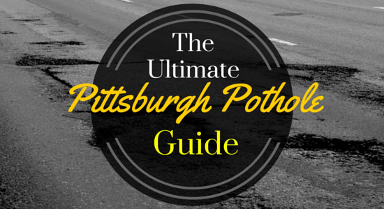 Pittsburgh pothole guide