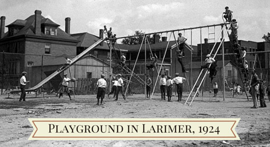 playground in Pittsburgh