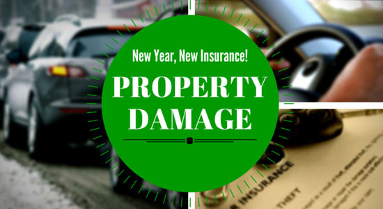 New Year, New Insurance: Property Damage