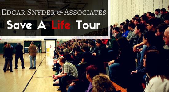 2015 Save a Life Tour