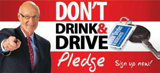 sober pledge