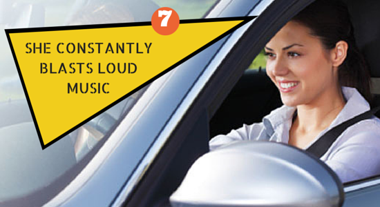 teen driver music