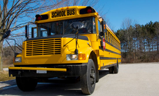 Back-to-school bus safety tips