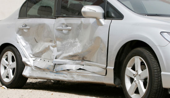 car accident vehicle repairs