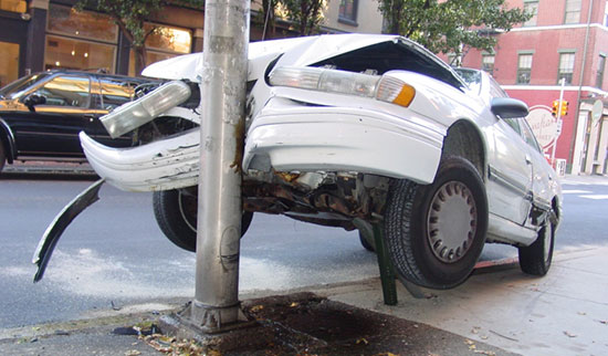 What To Do After A Single Car Accident