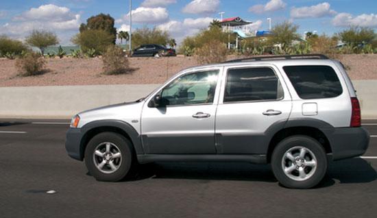 2003 Toyota Sequoia recall