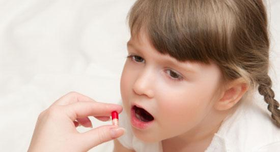 children flu drugs