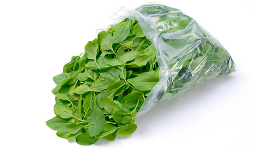 Spinach Recall