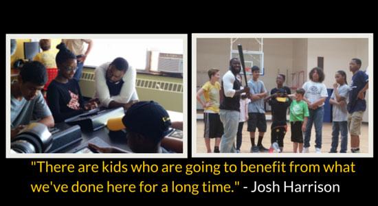 Josh Harrison quote