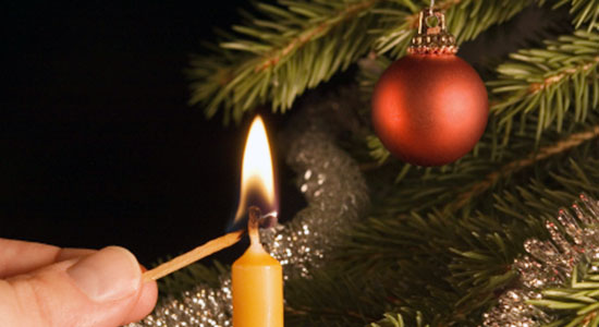 Holiday decoration dangers