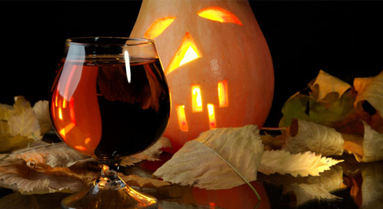 Fall and Halloween Mocktails