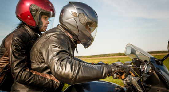 Motorcycle Passenger Safety Tips