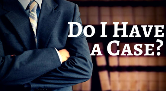 Do I Have a Car Accident Case?