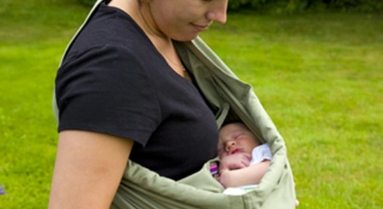 Infantino baby slings recalled