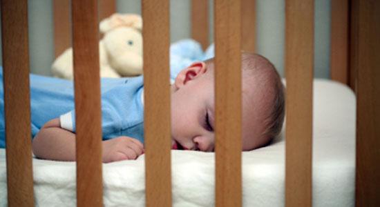Stork cribs recalled