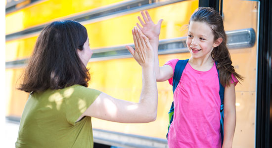 Tips to make your kid's first school bus ride go smoothly