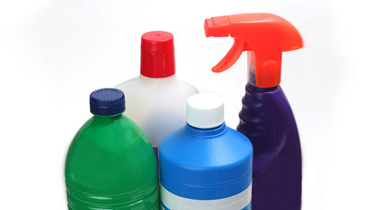 Household cleaning products linked to health risks
